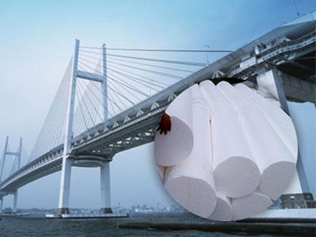 桥梁用泡沫内膜