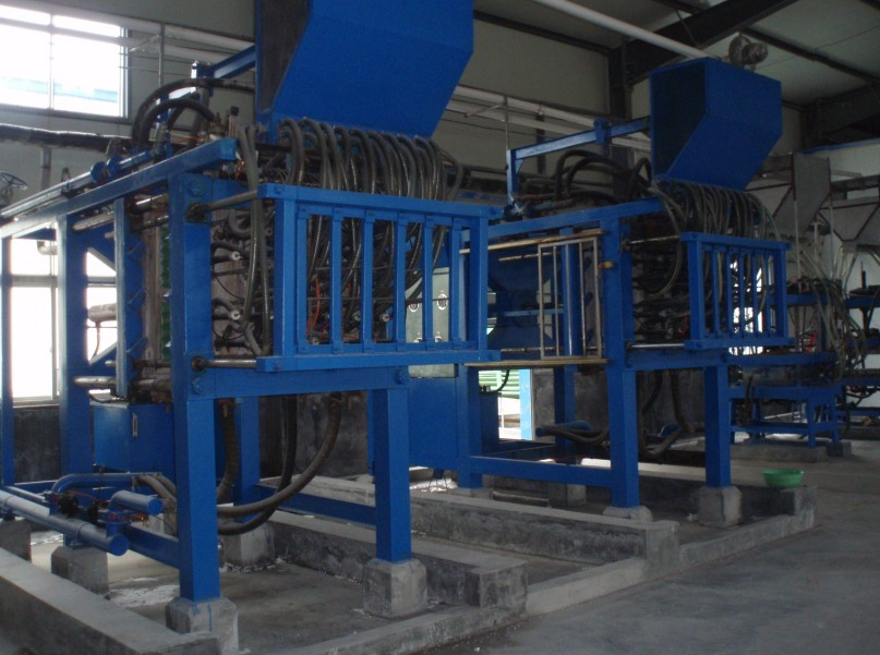 泡沫型材生产设备
