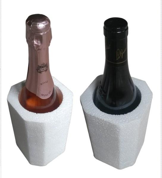 单瓶装泡沫酒垫批发定