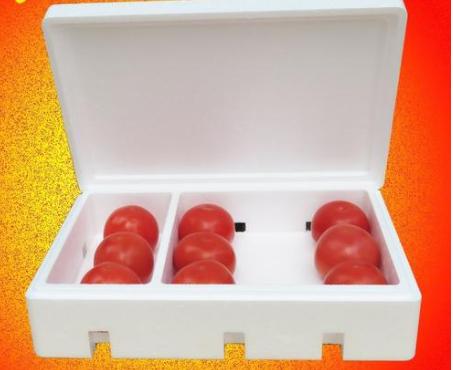 <b>番茄泡沫箱</b>